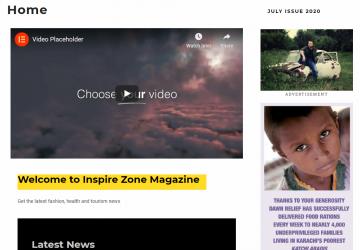 Inspire Zone Magazine