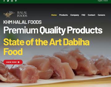KHM Halal Foods