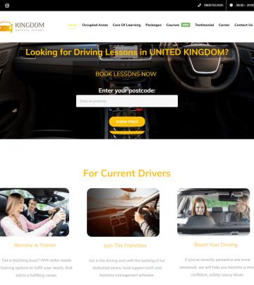 Kingdom Driving School