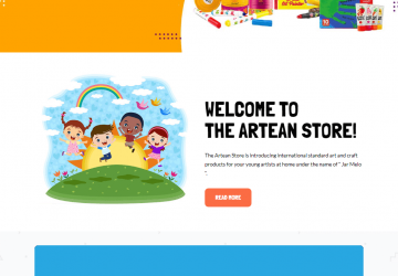 The Artean Store